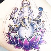 tattoo Eva Krbdk