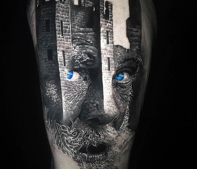 Chris Showstoppr | Tattoo artist | World Tattoo Gallery