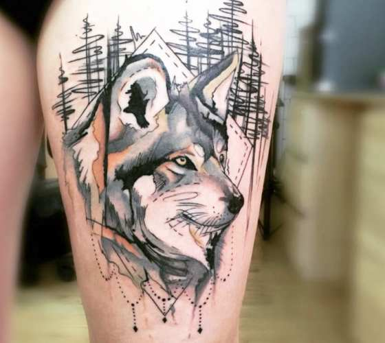Tattoo Designs Lines: World Tattoo Gallery