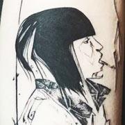 Block Tattoo