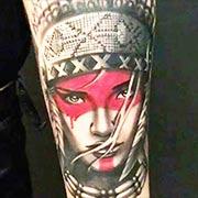 Cox Tattoo