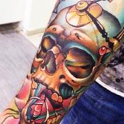Grecha Tattoo