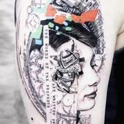 Shachar Koit Tattoo