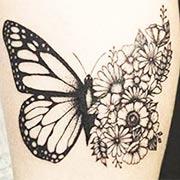 Kristie Yuka Tattoo