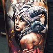 Laky Tattoo