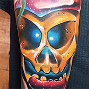 Mloody Tattoo