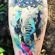 Pablo Ortiz Tattoo