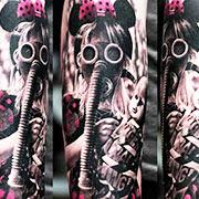 Pavol Krim Tattoo