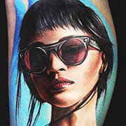 Slipy Tattoo