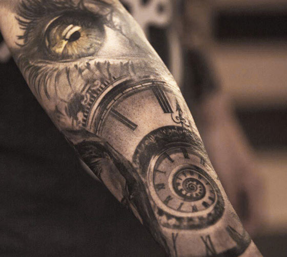 Forearm Tattoos | World Tattoo Gallery